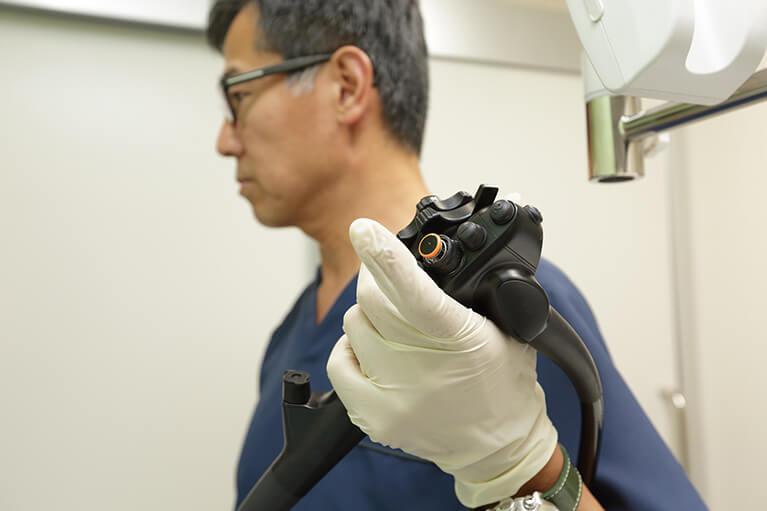 下部内視鏡検査(大腸カメラ)の受け方