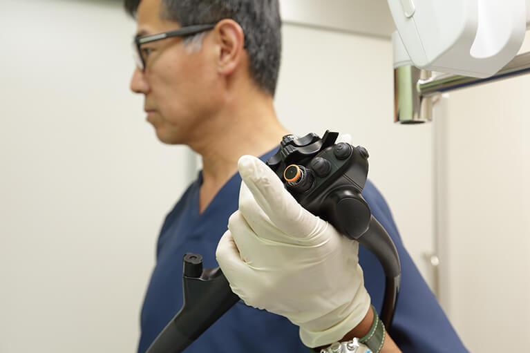 内視鏡専門医による内視鏡検査(胃カメラ・大腸カメラ)