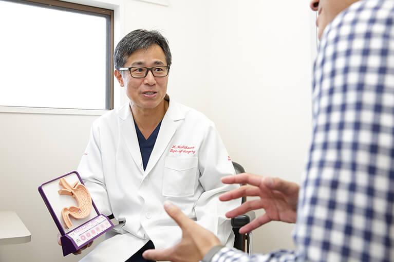 胃内視鏡検査(胃カメラ)の受け方